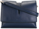 Jil Sander classic cross body bag - women - Calf Leather - One Size