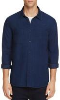 Vince Slim Fit Button-Down Shirt