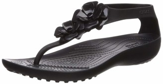 Crocs Women's Serena Embellish Flip Flop