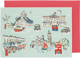 Cath Kidston London Town Greetings Card