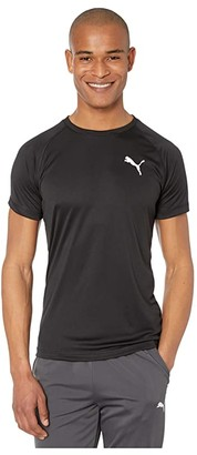 Puma RTG Tee Black) Men's T Shirt
