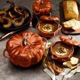 Staub Ceramic Stoneware Pumpkin Cocotte