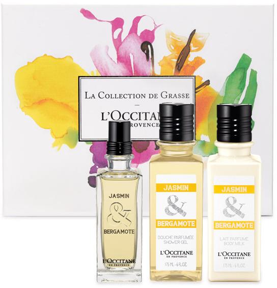 L'Occitane Jasmin & Bergamote Collection