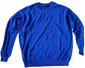 Topshop Tophop Blue Knitwear for Women
