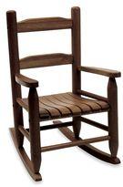 Lipper Child's Rocking Chair in Walnut
