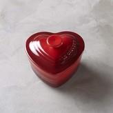Le Creuset Stoneware Mini Heart Shaped Cocotte