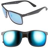 Ray-Ban Wayfarer 58mm Polarized Sunglasses