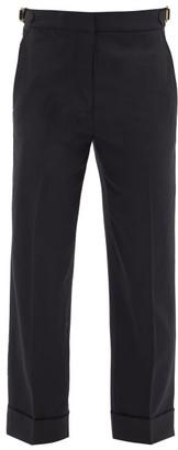 Duncan - Dante Wool Trousers - Navy