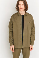 Mhi Khaki Travel Shirt