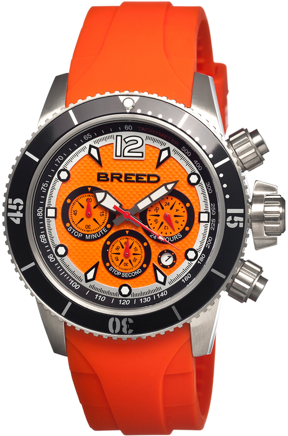 Breed Salvatore Analog Watch