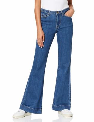 Find. Women's Flared High Waist Jeans