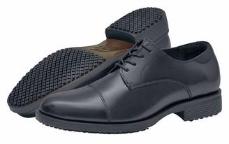 Shoes for Crews 1201-09-39/6/7 SENATOR Men's Lace-up Leather Smart Shoe Non Slip