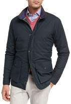 Peter Millar Autumn Harrison Field Jacket, Navy