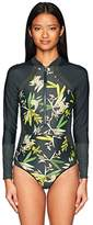 Body Glove Junior's Guava Paradise Long Sleeve Paddle Suit