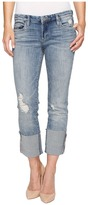 Blank NYC Cuffed Denim Jeans in Lost & Found