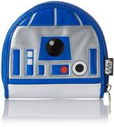 Loungefly Star Wars R2-D2 Vinyl Coin Purse Bag Pouch