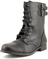 Rampage Jaycer Womens Size 7.5 Faux Leather Casual Boots
