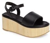 Robert Clergerie Women's Flap Platform Sandal