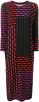 Henrik Vibskov Beat striped dress