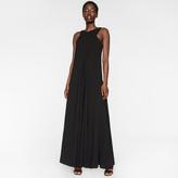 Paul Smith Women's Black Viscose-Cady Crêpe Jumpsuit