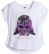 Disney Darth Vader Sparkle Tee for Women