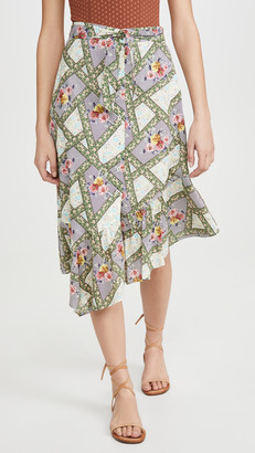 Playa Lucila Printed Skirt