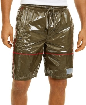 """Fila Men's Andro Shiny Taffeta 10"""" Shorts"""