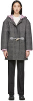 Woolmark Ienki Ienki Grey Down Coat