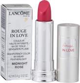 Lancôme 0.12Oz Midnight Rose Rouge In Love Lipstick