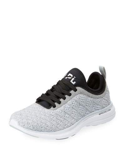 APL Athletic Propulsion Labs APL: Athletic Propulsion Labs Techloom Phantom Reflective Low-Top Sneaker