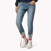 Tommy Hilfiger Cropped Twisted Jeans
