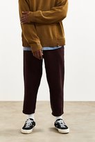 Urban Outfitters Herringbone Relaxed Cropped Chino Pant