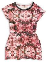 Eleven Paris Little Girl's & Girl's Suki Flower Printed Dress