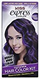 Kiss Express Color Kit #K63Set Intense Purple (3 Pack)