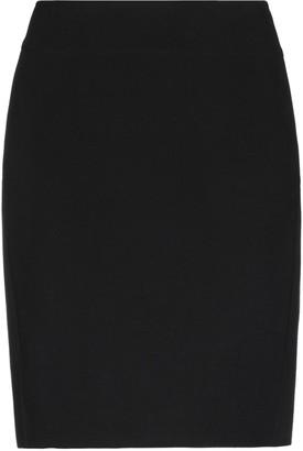 Agnona Knee length skirts