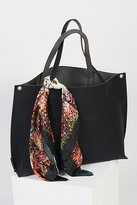 Free People Slouchy Vegan Tote
