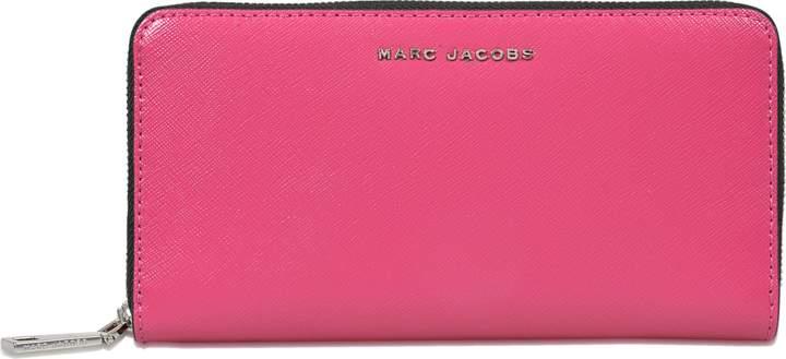 Marc Jacobs Bicolor Standard Continental Wallet