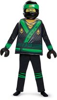 Disguise LEGO Kai Move Lloyd Deluxe Dress-Up Set - Kids