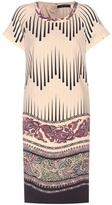 Etro Printed Wool Dress