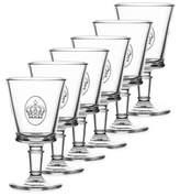 La Rochere Crown Icon Wine Glasses (Set of 6)
