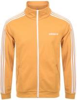 adidas Beckenbauer Track Top Yellow
