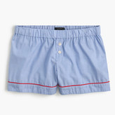 J.Crew Tipped pajama short
