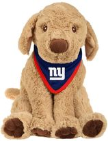 Forever Collectibles New York Giants Plush Dog with Bandana