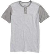 RVCA Boy's Pick Up Henley T-Shirt