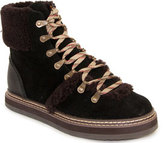 See by Chloe 27100 - Shearling Trim Bootie