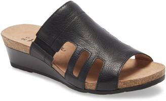 Naot Footwear Carriage Slide Sandal