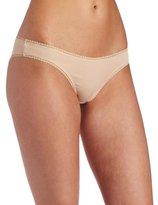 OnGossamer Women's Cabana Cotton Hip Bikini Panty