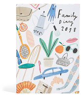 Marks and Spencer Large Family 2018 Diary