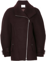 Dion Lee zipped peacoat