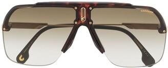 Carrera Havana Tinted Sunglasses
